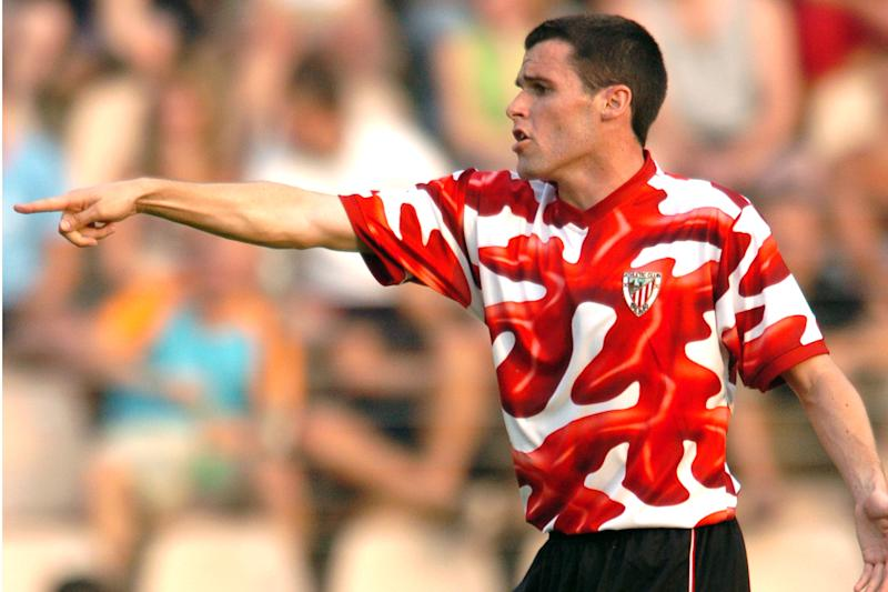 Pablo Orbaiz, Athletic Bilbao (Photo by John Walton - PA Images via Getty Images)