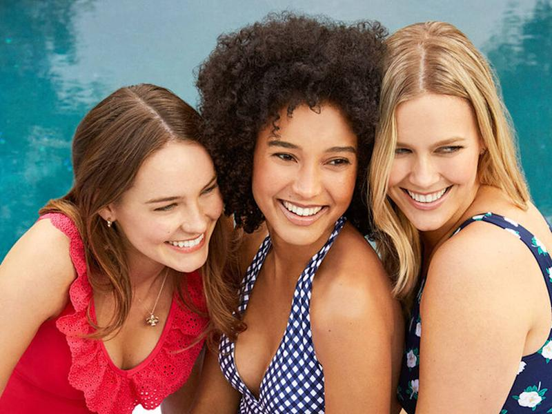 Reese Witherspoon's Draper James teams with Lands' End on swimwear line
