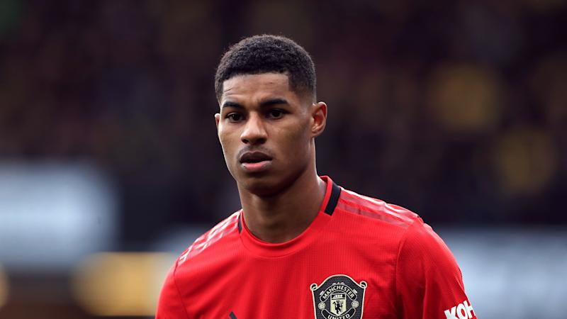 Marcus Rashford criticises Conservative MP for comments on child hunger