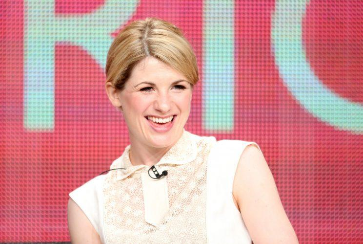 Jodie Whittaker has been cast as the new Doctor Who (Getty)