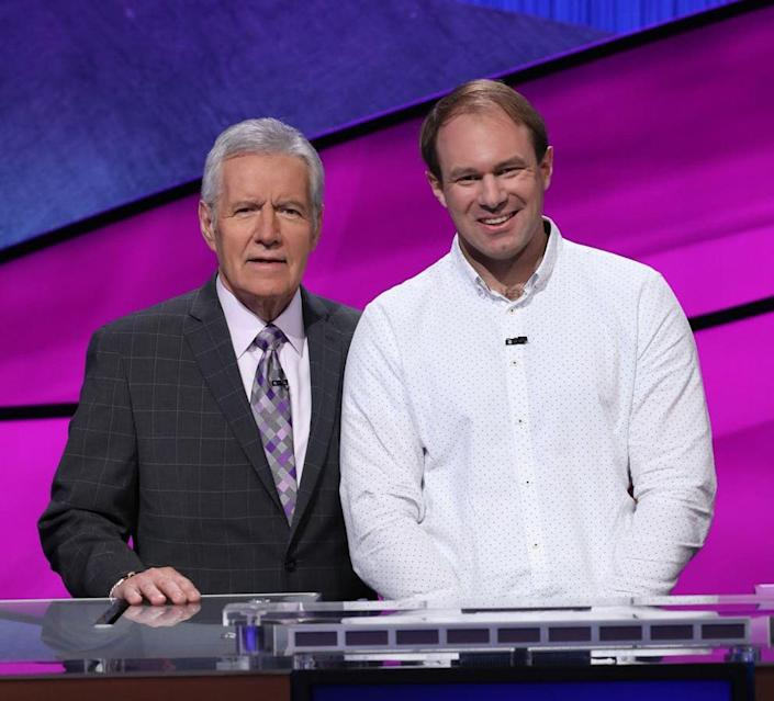 <p>Trivia is in David Madden's blood. Following his 2005 hot streak as the fifth highest-earning contestant of all time (at $430,400), Madden went on to found the National History Bee and Bowl, two nationwide history competitions for students to compete as individuals and teams. Madden also founded the US Geography Olympiad, the International Geography Olympiad, the US Academic Bee and Bowl, the National Science Bee, and the National Humanities Bee, among other trivia competitions. In 2020, Madden turned his trivia prowess to politics when he founded Demoquiz, a platform where Democratic candidates could fundraise through online quiz nights.</p>