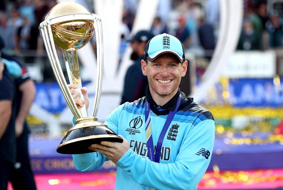 World Cup-winning captain Eoin Morgan (PA Archive)