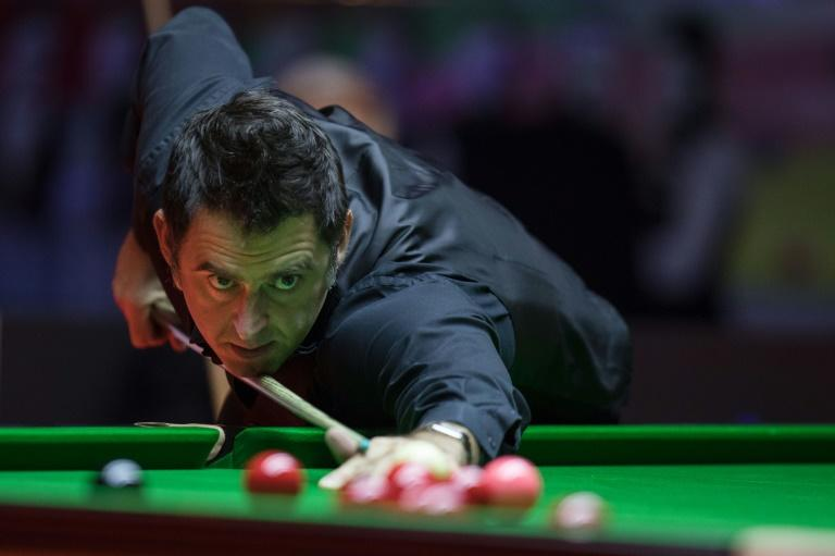 O'Sullivan under pressure as Williams dominates quarter-final