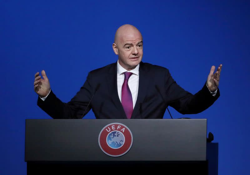 Infantino talks of different football, but what might it look like?