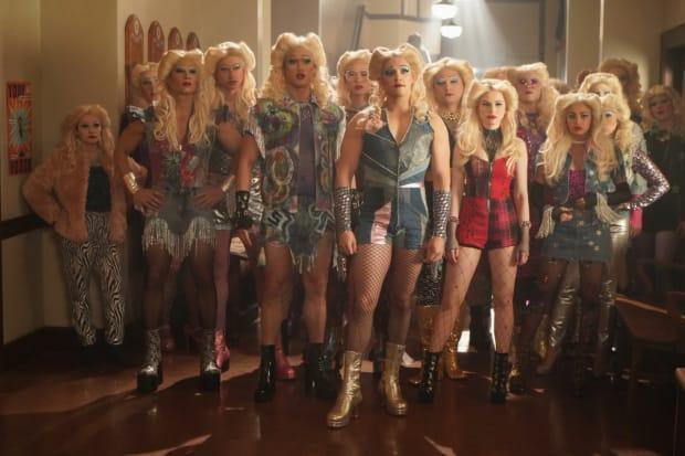 'Riverdale' does 'Hedwig and the Angry Inch' in 'Wicked Little Town.'