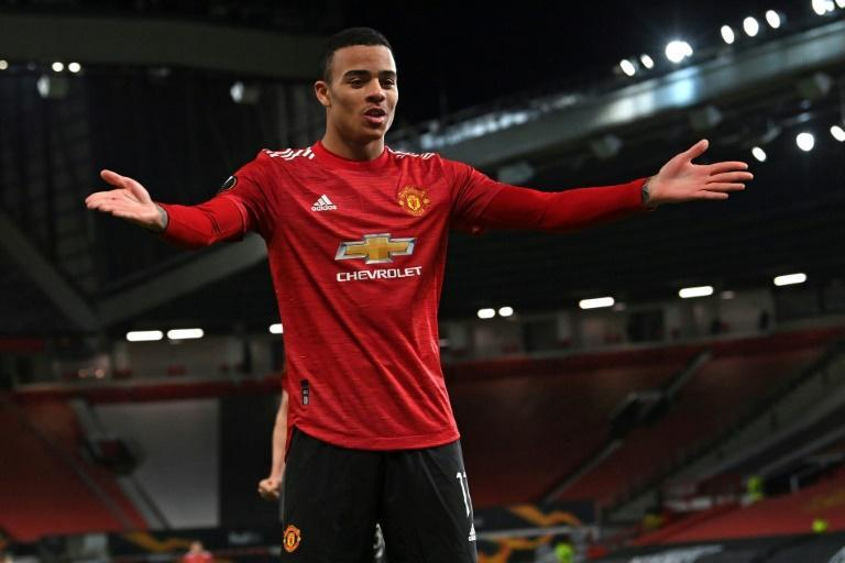 Not such a big deal: Chevrolet have opted not to renew their Manchester United shirt deal and Mason Greenwood will be advertising TeamViewer when he celebrates goals next season