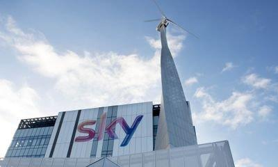Sky reveals 17.5% pay disparity between men and women