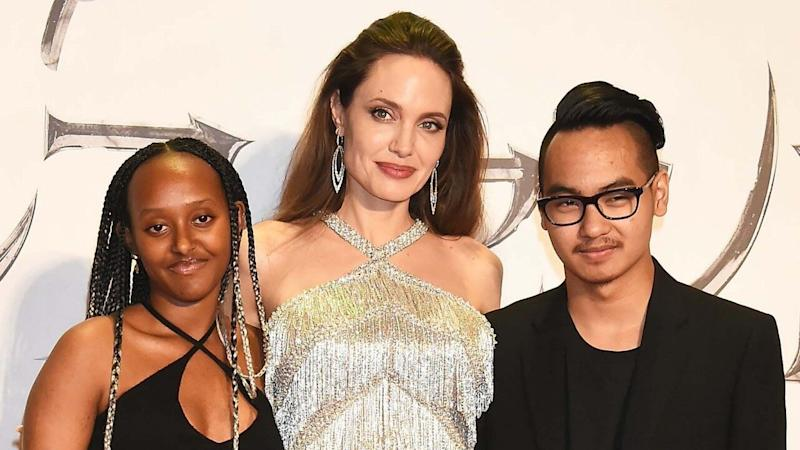 Angelina Jolie Says Son Maddox Has 'Grown Into Such a Good Man' (Exclusive)