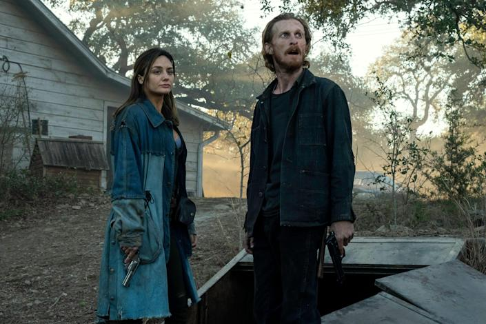 Sherry and Dwight FearTWD 616