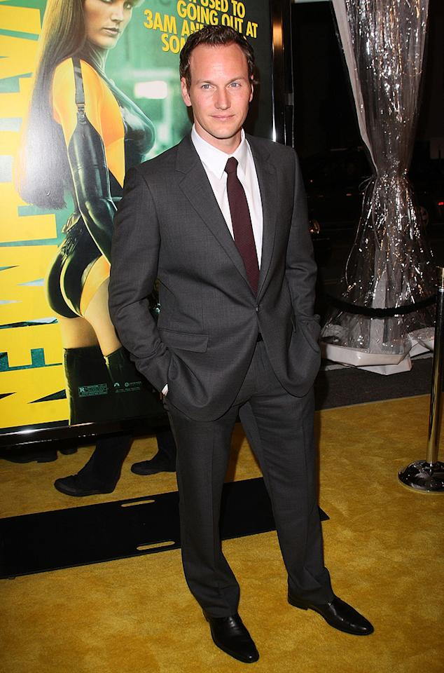 "<a href=""http://movies.yahoo.com/movie/contributor/1804501534"">Patrick Wilson</a> at the Los Angeles premiere of <a href=""http://movies.yahoo.com/movie/1808406490/info"">Watchmen</a> - 03/02/2009"