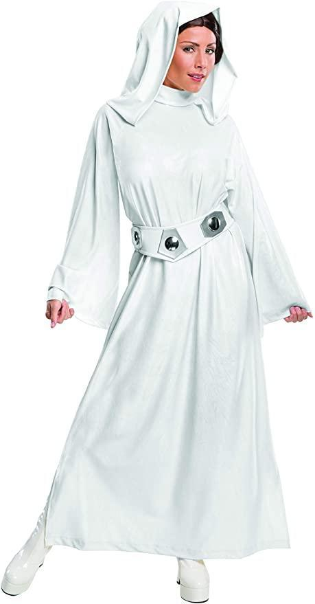 rubies womens star wars classic deluxe princess leia