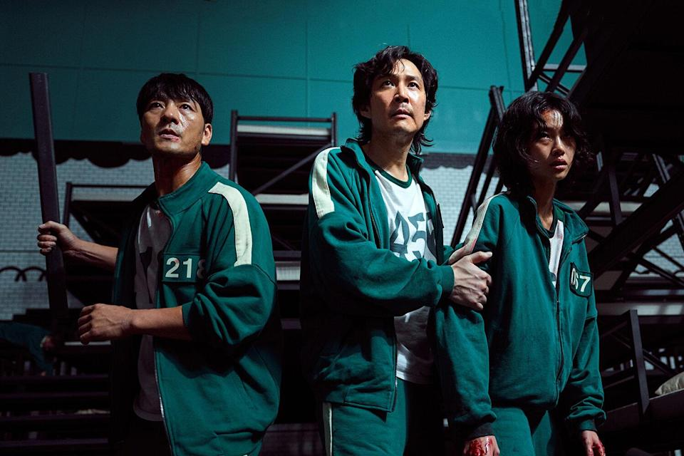 7 shows to watch if you liked Squid Game