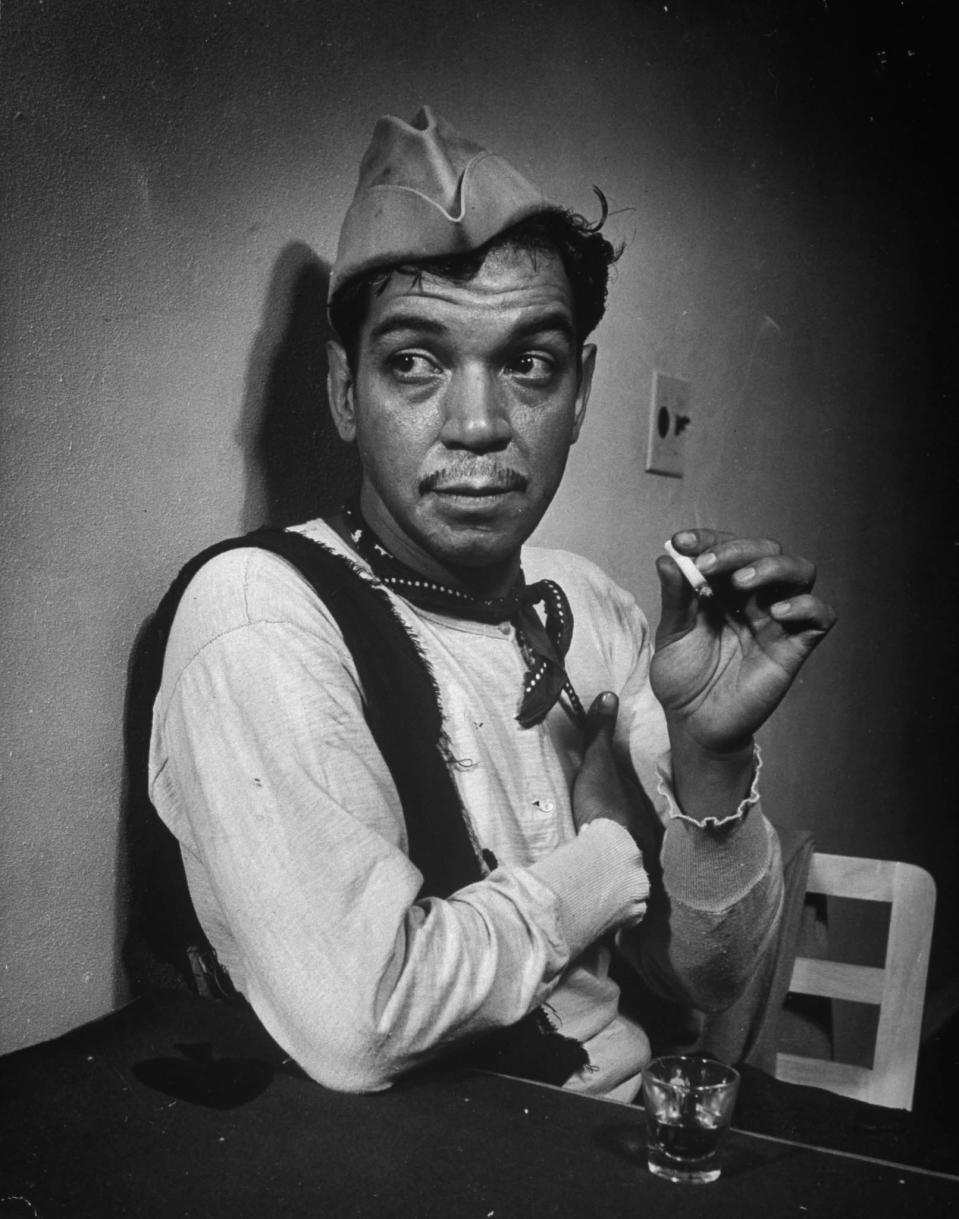 Mario Moreno Reyes. (Photo by Peter Stackpole/Life Magazine/The LIFE Picture Collection via Getty Images)