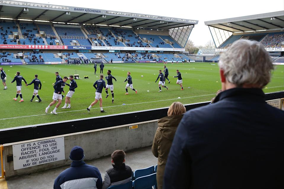 <p>Fans on Saturday returned to the Den for the first time since March</p> (Getty Images)