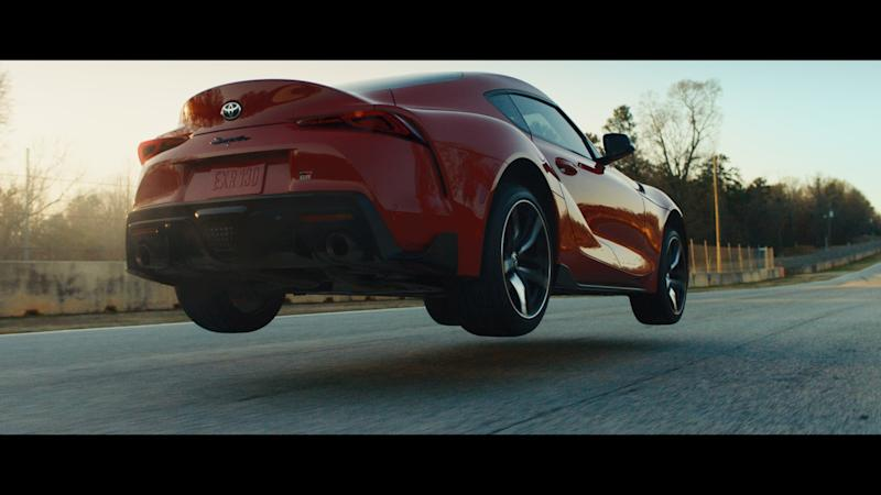 """""""Track Day"""" is a :30-second spot from Toyota's new campaign """"This Is Our Sport."""""""