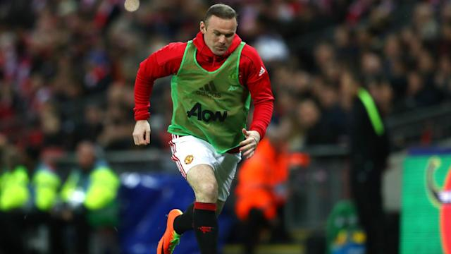 "Jose Mourinho said Wayne Rooney is still ""not happy"" with his fitness and will miss the match with Anderlecht."