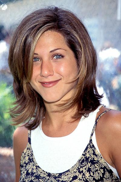 <p>Who knew the modern world could go so nuts over a haircut?! 'The Rachel' was *the* hairstyle to have in the 1990s.</p>