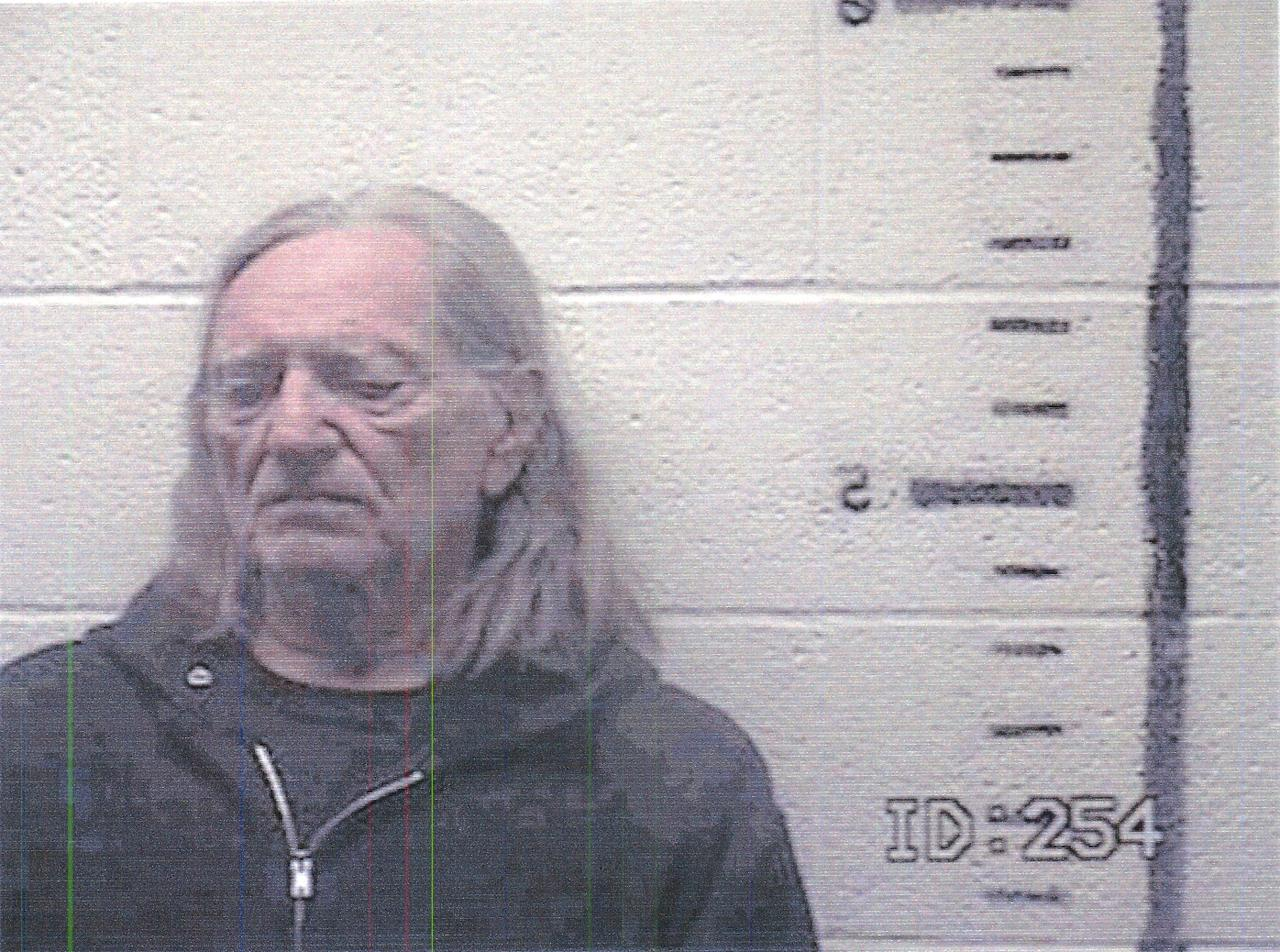 <b>Who:</b> Willie Nelson<br /><b>What:</b> Arrested for possession of marijuana <br /><b>Where:</b> Sierra Blanca, Texas<br /><b>When:</b> November 26, 2010