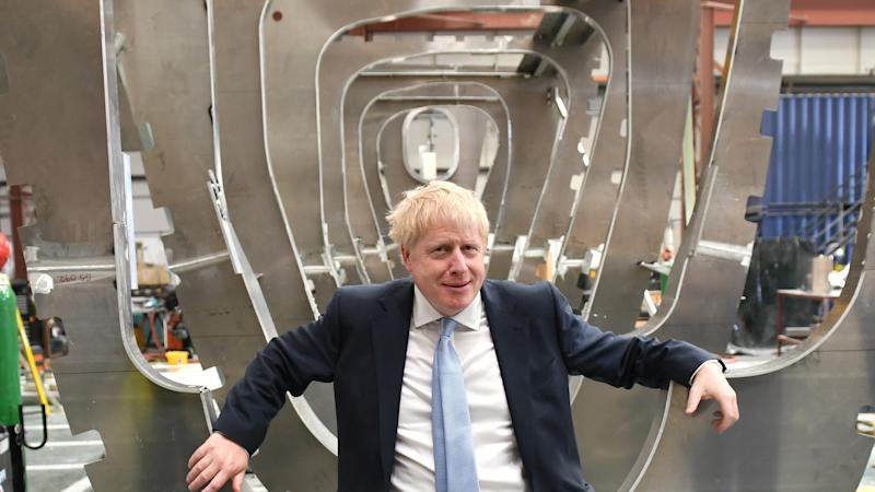 Boris Johnson pledges to 'bring shipbuilding home' ahead of Type 31 announcement