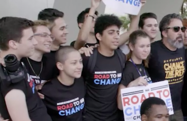 'Parkland Rising' Documentary to Livestream Exclusively on TYT