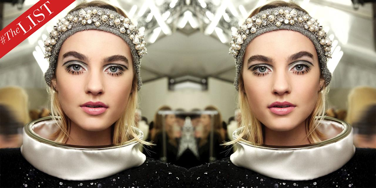 <p>The classic jewelry staple has found new reach as a hair, makeup, and skincare trend.</p>