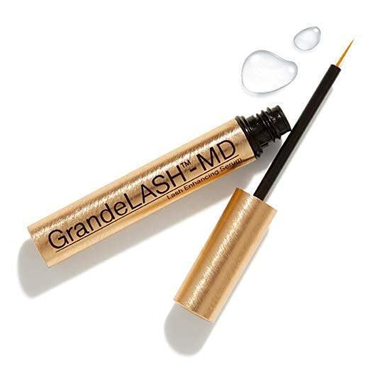 <p>We can't get over the results people see from this <span>GrandeLASH-MD Lash Enhancing Serum</span> ($65).</p>