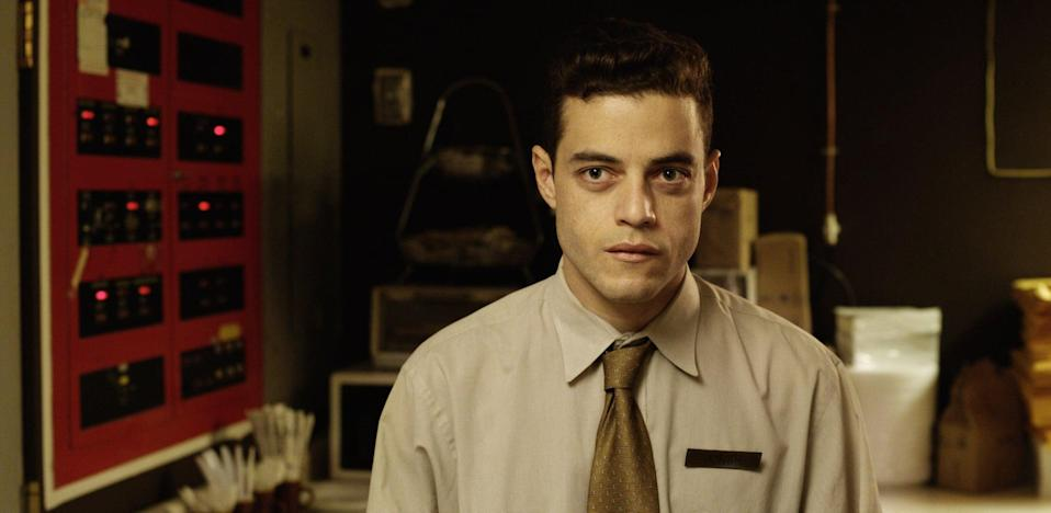 "<p>Starring Rami Malek, this 2016 surreal mystery film has all the twists and turns you could ask for. Buster was once a family man, until a strange turn of events leads him to be all alone on a mountaintop hiding from authorities. </p> <p><a href=""https://www.netflix.com/title/80152442"" class=""link rapid-noclick-resp"" rel=""nofollow noopener"" target=""_blank"" data-ylk=""slk:Watch Buster's Mal Heart on Netflix now."">Watch <strong>Buster's Mal Heart</strong> on Netflix now.</a></p>"
