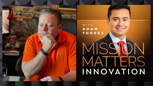 Mark Ceely, Founder and CEO of BECK Strategies, is interviewed on the Mission Matters Business Podcast with Adam Torres.