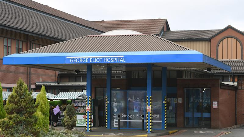Man jailed for stealing A&E receptionist's handbag at Covid-19-hit hospital