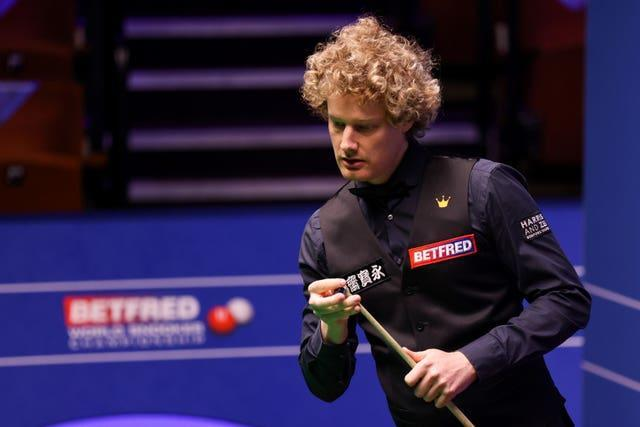Betfred World Snooker Championships 2021 – Day Eight – The Crucible