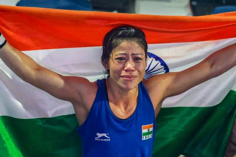Nobody Else Can Win Gold for India, Says Mary Kom After Nikhat Zareen Selection Row