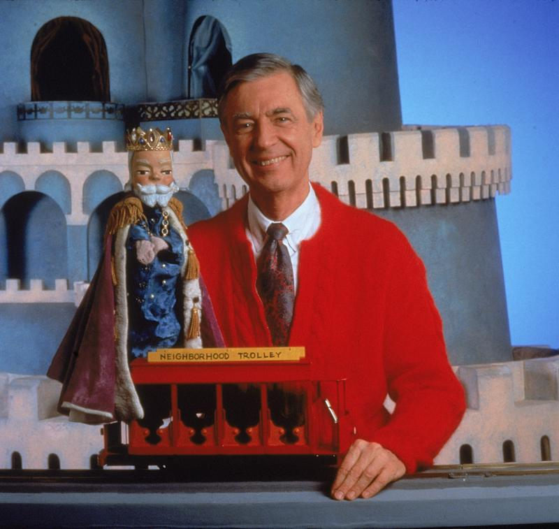 Google's newest Doodle celebrates Mister Rogers Neighborhood'