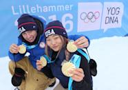 <p>In 2016, Kim won her third X Games gold medal, becoming the first athlete to win three gold medals before the age of 16. </p>