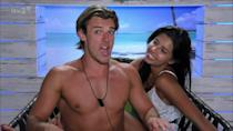 """<p><strong>Relationship status: Still together / Married AND parents to two Love Island babies</strong></p><p>The couple won the 2016 series of Love Island, and if you're in need of definitive proof that the show actually helps people find love, Nathan and Cara are it.<br></p><p>However, the pair did temporarily split but soon after they broke the news that they were <a href=""""https://www.cosmopolitan.com/uk/entertainment/a12806656/cara-de-la-hoyde-nathan-massey-baby/"""" rel=""""nofollow noopener"""" target=""""_blank"""" data-ylk=""""slk:expecting a child together"""" class=""""link rapid-noclick-resp"""">expecting a child together</a>. Just before Freddie-George arrived in December 2017, they rekindled their love and Nathan even <a href=""""https://www.cosmopolitan.com/uk/entertainment/a22511964/love-islands-cara-de-la-hoyde-nathan-massey-engaged/"""" rel=""""nofollow noopener"""" target=""""_blank"""" data-ylk=""""slk:proposed to Cara"""" class=""""link rapid-noclick-resp"""">proposed to Cara</a> on a return visit to the Love Island villa in July. </p><p>They married in June 2019, and in March 2020 they announced they were expecting their second child, before welcoming Delilah in August 2020. <br></p><p>My. Heart.<br></p>"""