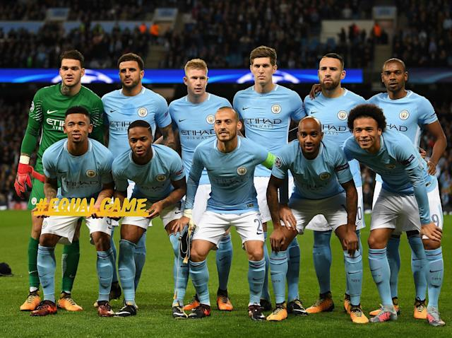 Manchester City are no longer just part of the Champions League - they are good enough to win it