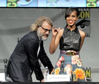 Comic-Con: Marvel, Warner Bros. and 'Django' Stole the Show from TV
