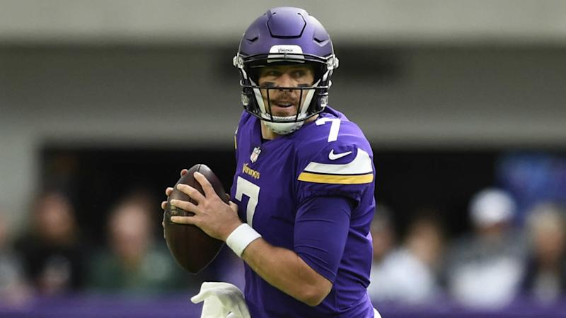 best service 56325 557e7 Vikings stick with Keenum as starting QB v Rams