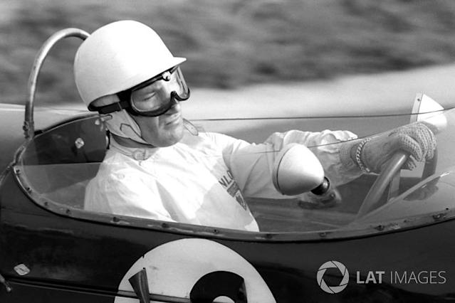 "Stirling Moss, Lotus 18 <span class=""copyright"">Sutton Motorsport Images</span>"