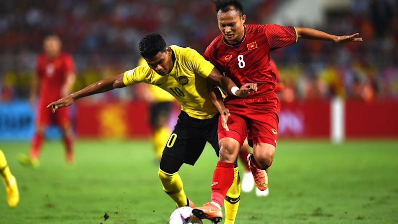 Real baptism of fire for Shahrel in Hanoi