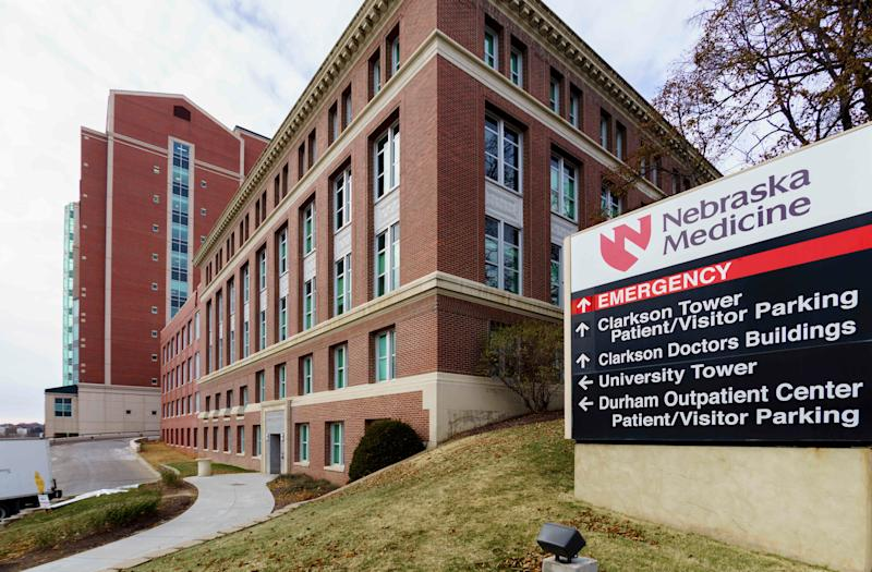 Doctor monitored in Nebraska for possible Ebola exposure