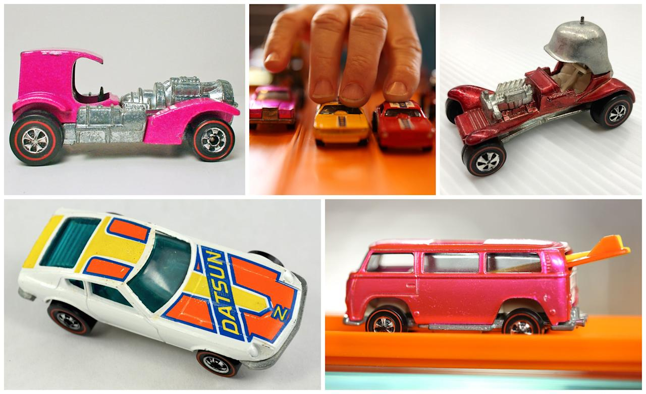 """<p>The Hot Wheels brand celebrated its 50th anniversary in 2018, and so before the year was out we checked in with über-collector <a rel=""""nofollow"""" href=""""https://www.caranddriver.com/features/most-expensive-hot-wheels-collection"""">Bruce Pascal</a> to get a bead on the values for the most sought-after versions of these die-cast toys. While many of these Hot Wheels represent the most popular and common editions in the brand's history, many of the variations possess distinctive traits, such as unique color schemes and graphics or mislabeled bases. Others were simply produced in  low volumes or are prototypes that somehow escaped the confines of Mattel's HQ.  As with any collectible market, values for these toys are subject to change (the prices shown here are estimates), and, as the axiom goes, the true monetary value of any collectible is exactly the amount someone will pay for it. But don't let all this talk about money and speculation bring you down; click through and check out some of the coolest and rarest Hot Wheels to date.<br></p>"""