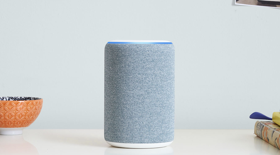 Best gifts for dads: Amazon Echo