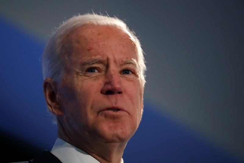 'Simply a lie,' Biden accuses Sanders campaign of releasing 'doctored' video