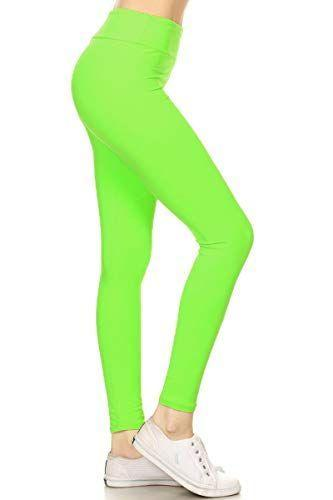 """<p><strong>Leggings Depot</strong></p><p>amazon.com</p><p><strong>$9.99</strong></p><p><a href=""""https://www.amazon.com/dp/B074FKRT7V?tag=syn-yahoo-20&ascsubtag=%5Bartid%7C2140.g.22096300%5Bsrc%7Cyahoo-us"""" rel=""""nofollow noopener"""" target=""""_blank"""" data-ylk=""""slk:Shop Now"""" class=""""link rapid-noclick-resp"""">Shop Now</a></p><p>If the '80s taught us anything, it's to embrace neon colors with reckless abandon, especially in the form of stretchy Spandex. Obviously, you can't go wrong with a pair of leggings—these come in tons of colors! </p>"""