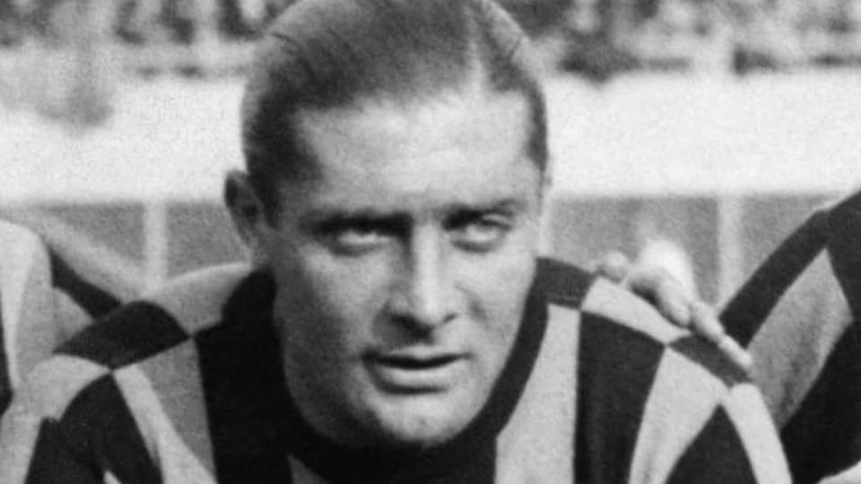 Giuseppe Meazza | -/Getty Images