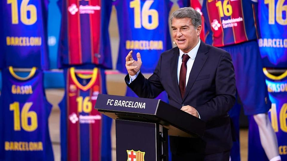 Joan Laporta | Quality Sport Images/Getty Images