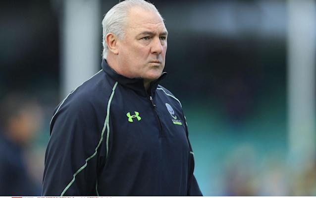 <span>Worcester Director of Rugby Gary Gold</span> <span>Credit: Rex Features </span>