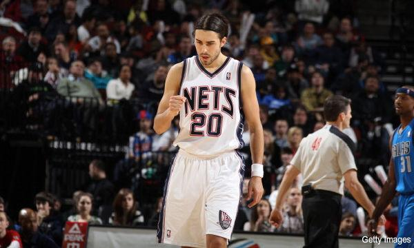 finest selection e063a 6f4c3 Sasha Vujacic is too humble to score 30 points