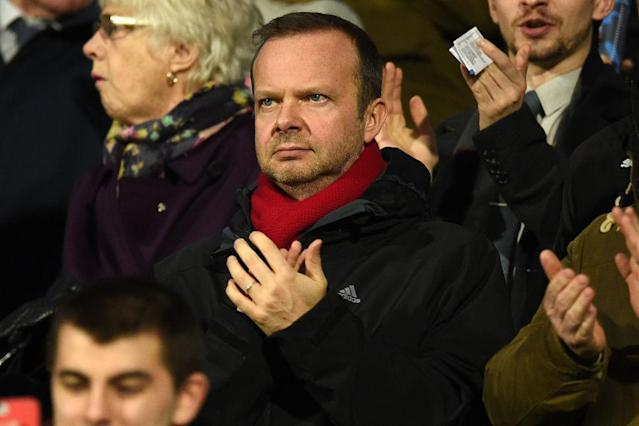 Pressure is building on Ed Woodward and Manchester United