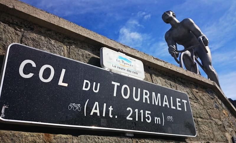 The Col du Tourmalet. Flickr: Greenwich Photography